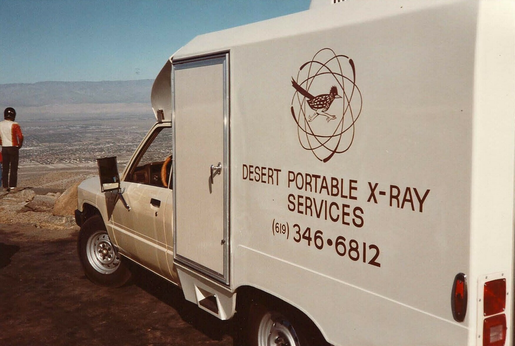 Desert Portable X-Ray